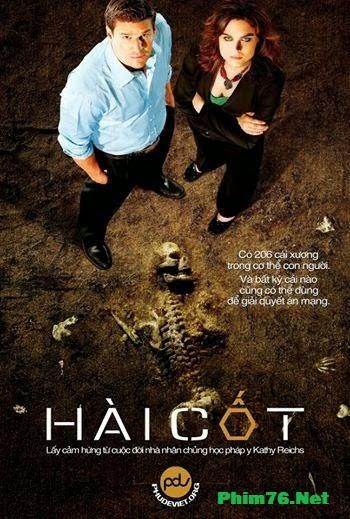 Hài Cốt - Bones Season 1