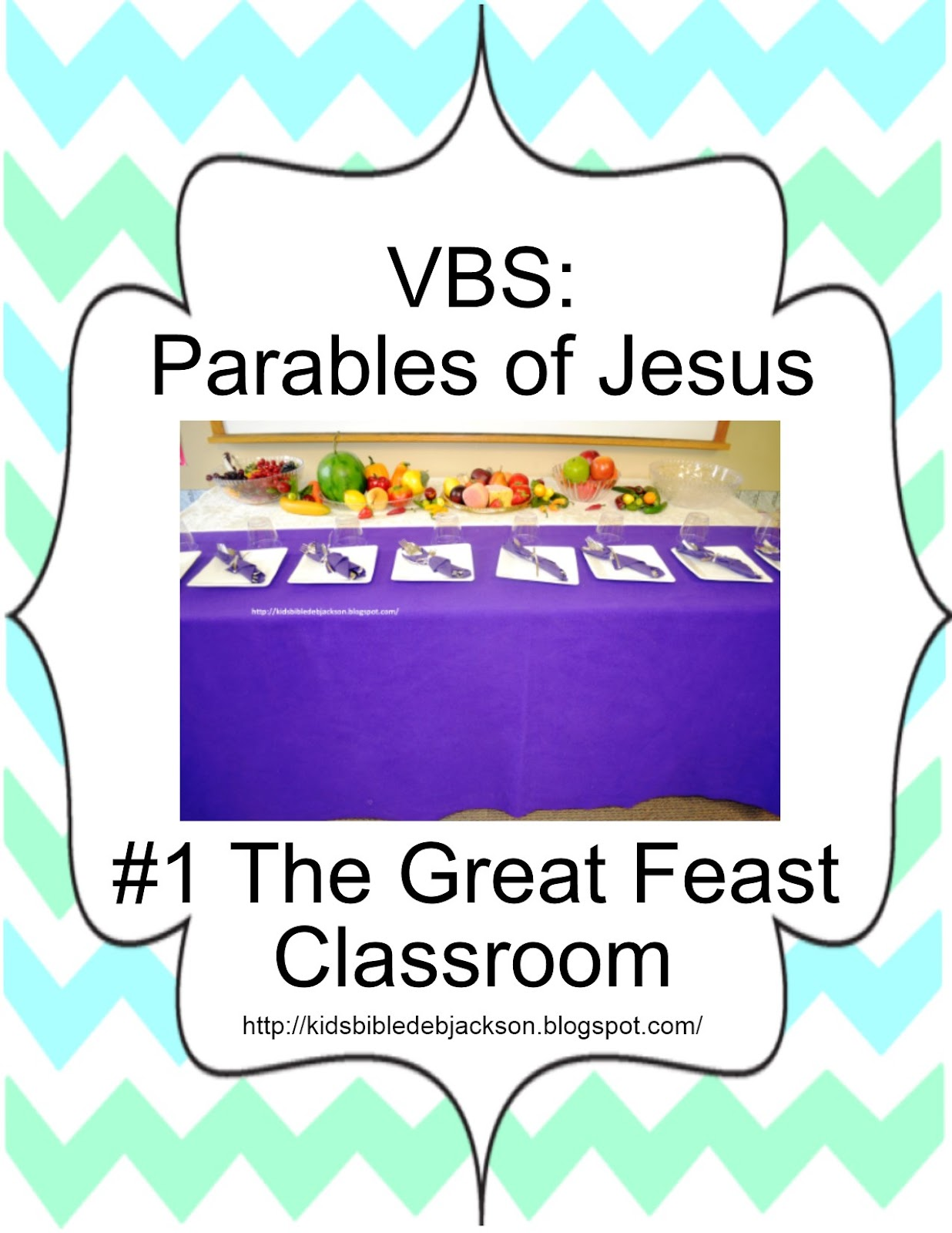 bible fun for kids parables of jesus vbs day 1 the great feast