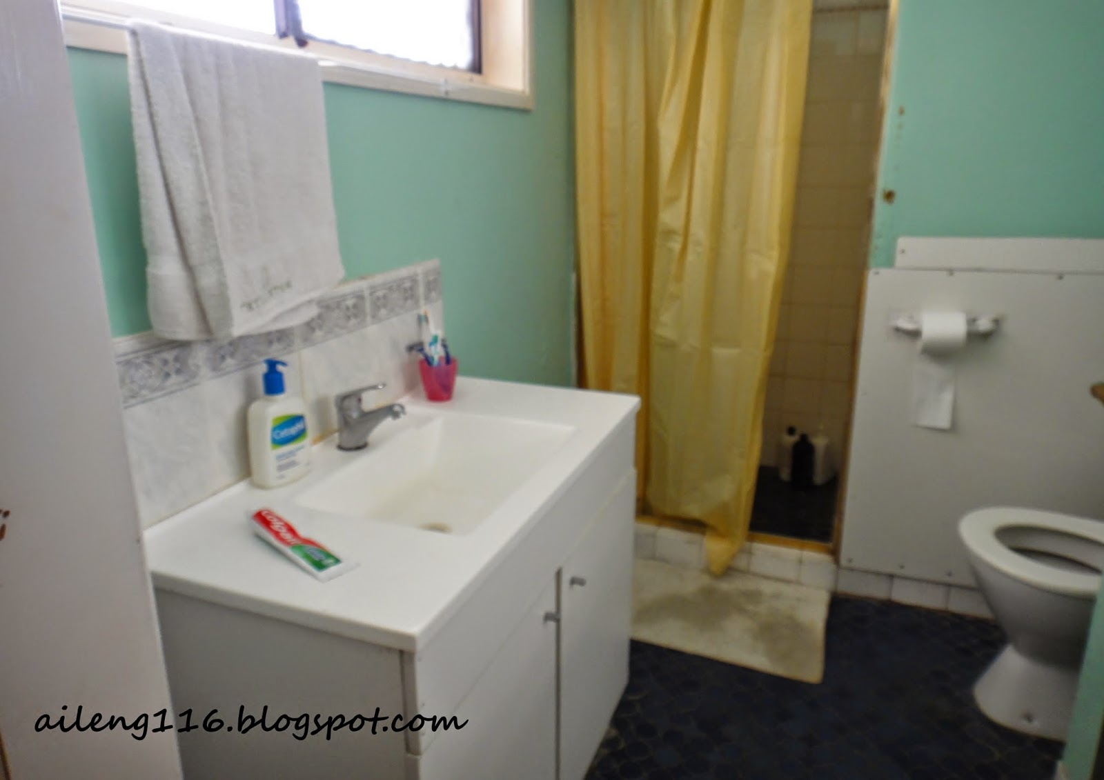 Aileng39s diary our new house for Bathroom seconds brisbane