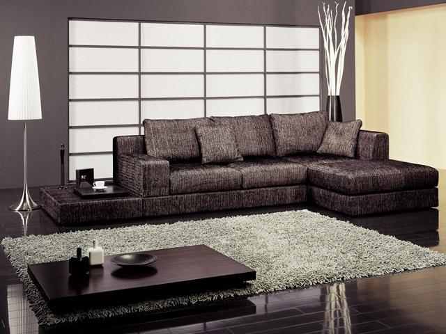 Decoraci n minimalista y contempor nea decoraci n de - Decoracion en gris ...