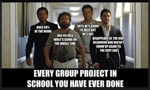 Group project online