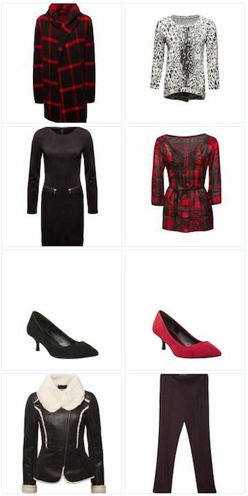 Le Château fall fashion picks from Covet and Acquire