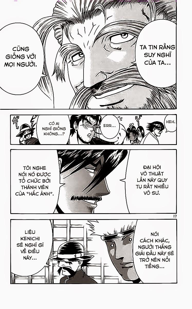 Kenichi trang 15