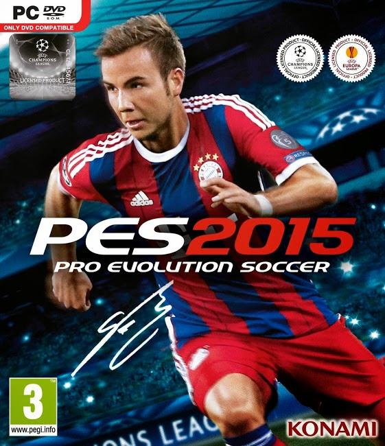 cara main PES 2015 Online