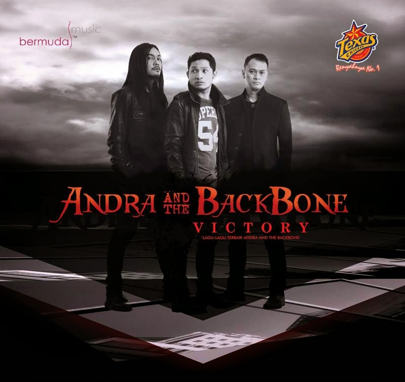 Andra and The Backbone Album : Victory