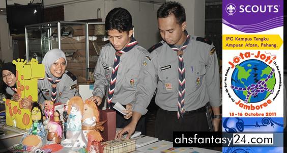 World Scout JOTA/JOTI 2011