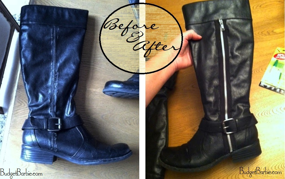 How To Repair Peeling Faux Leather Boots Mount Mercy University