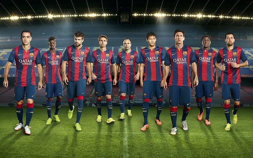 Jersey Bacelona 2015