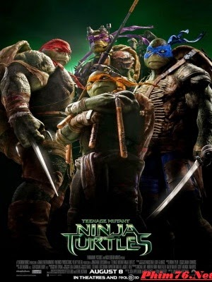 Ninja Rùa - Teenage Mutant Ninja Turtles X