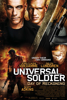 Filme Poster Soldado Universal : Juízo Final HDRip XviD & RMVB Legendado