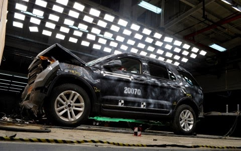 Ford Increasing Virtual Crash Computing Power