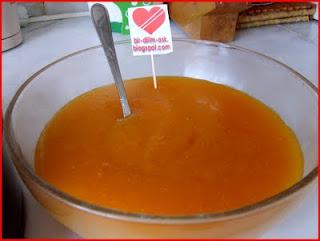 marmelat sos tarifi