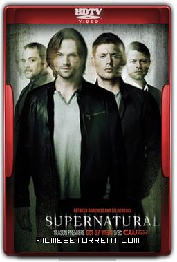Supernatural 11 Temporada Torrent HDTV