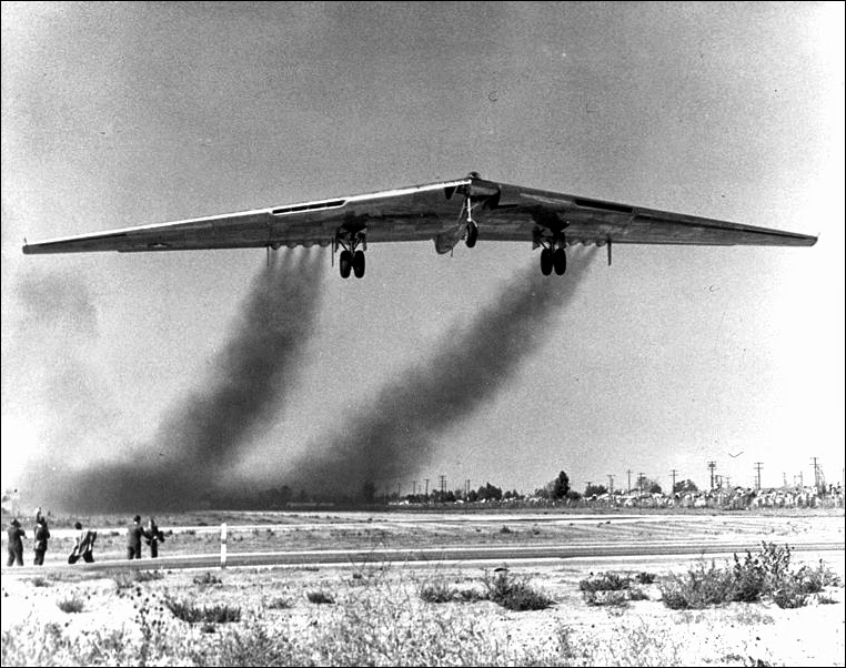 US Airforce YB-49