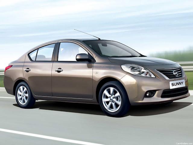 Nissan Sunny India