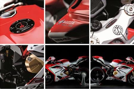 Fitur MV Agusta F4