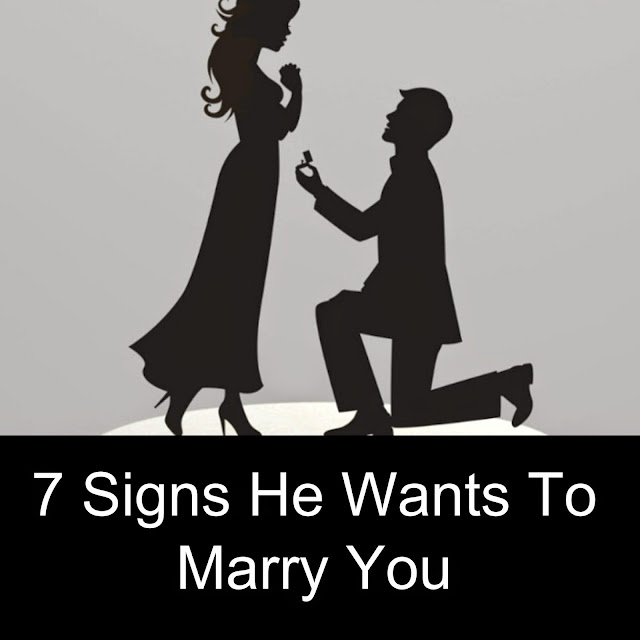 Signs he wants serious relationship