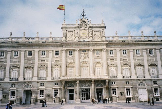 Royal Palace of Madrid - Spain
