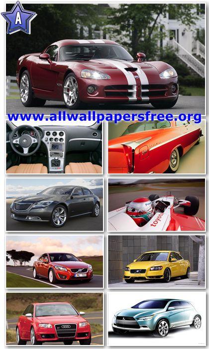 100 Impressive Cars HD Wallpapers 1366 X 768 [Set 13]