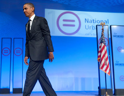 Obama Urban League Conference