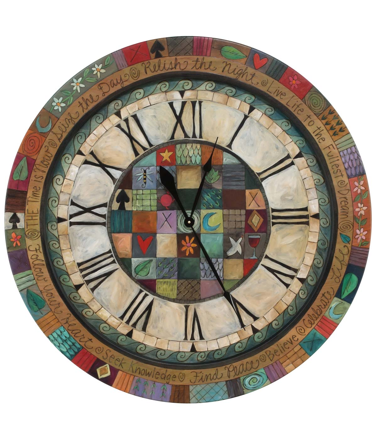 10 Unique Wall Clocks All About