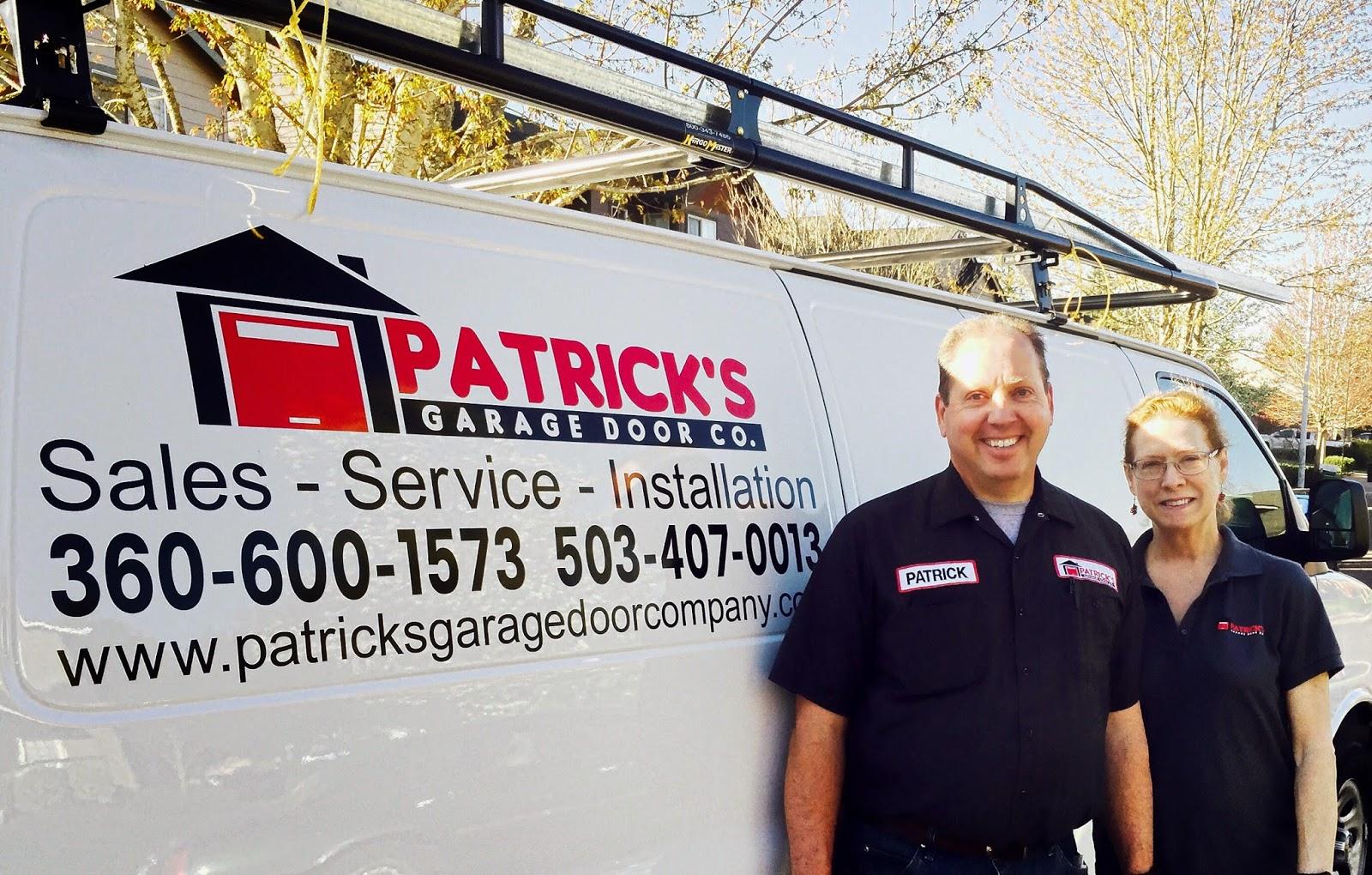 Patrick's Garage Door Company | Portland Oregon - 503.407.0013 ... on the stadium vancouver wa, the academy vancouver wa, the garage bremerton wa,