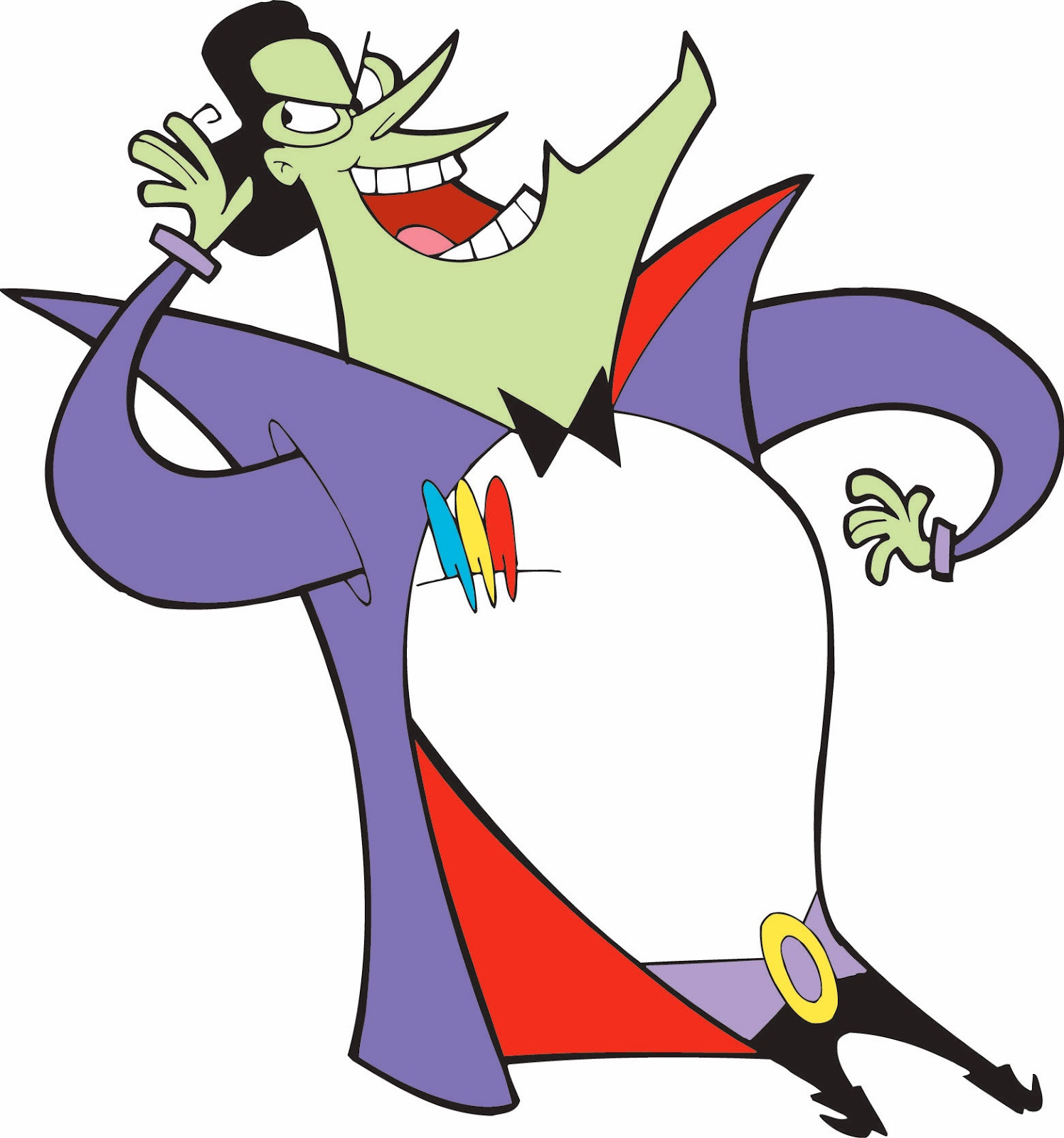 Cartoon Characters 02 : Cartoon characters cyberchase character pictures
