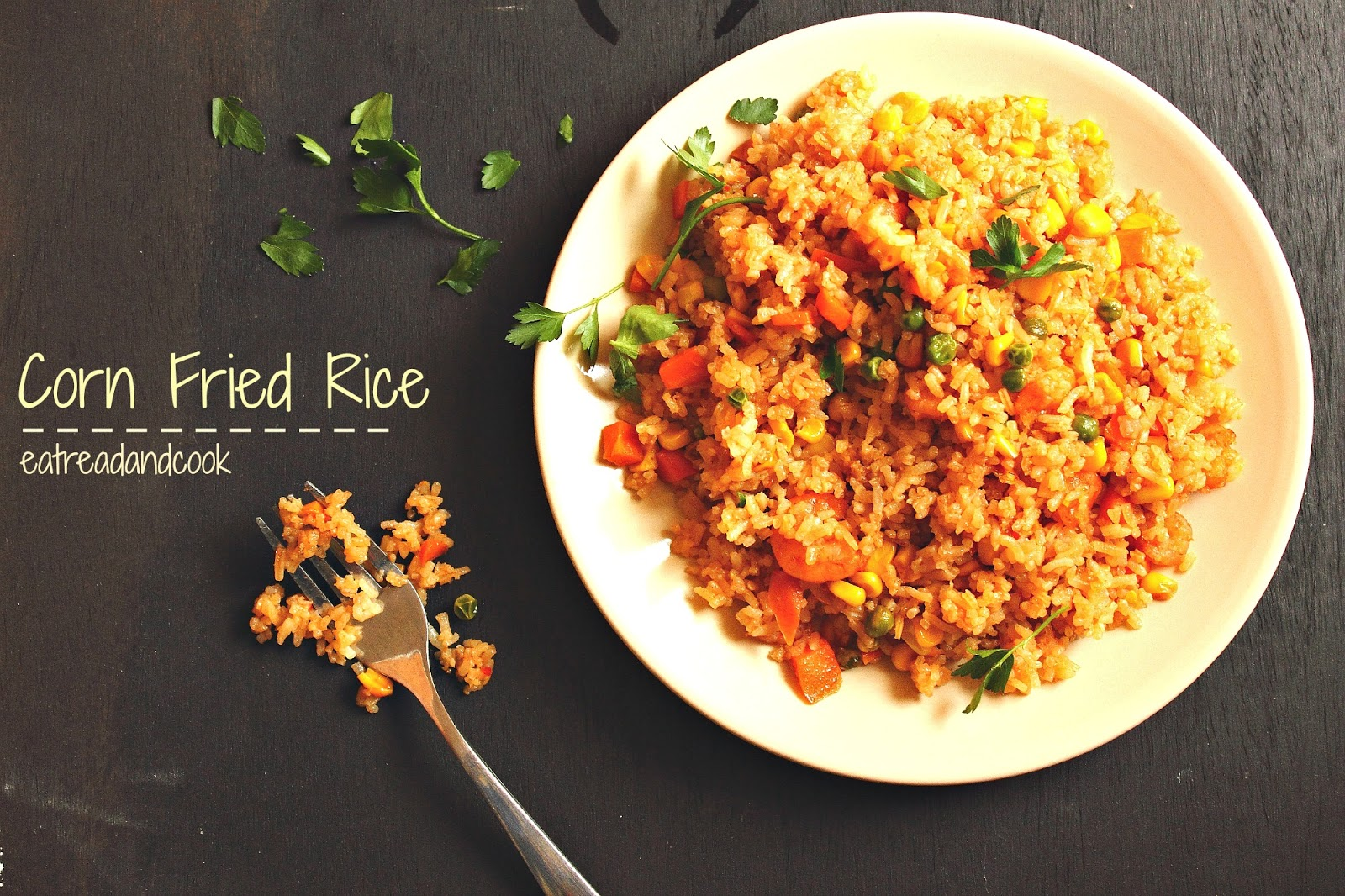 how to make shrimp fried rice