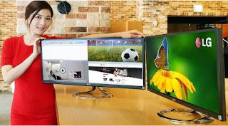 LG, Monitor Ultra Lebar, Monitor terbaik di dunia, Monitor terunik di dunia