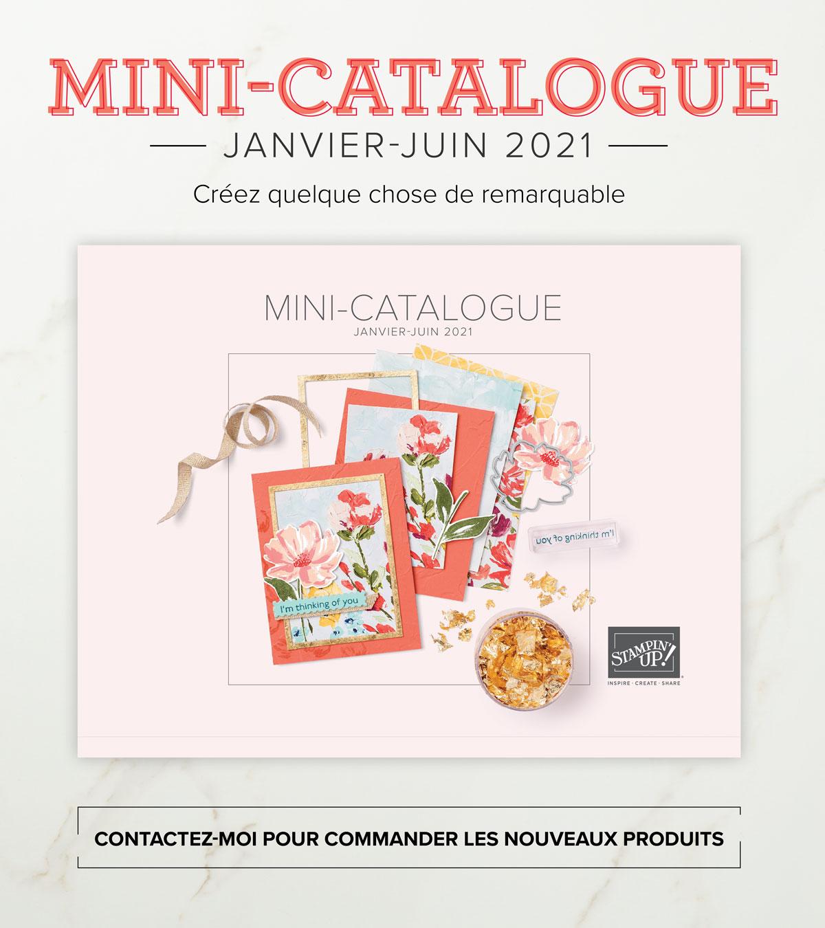 Catalogue Printemps-Eté 2021