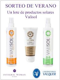 Sorteo de un lote de productos solares Vilasol