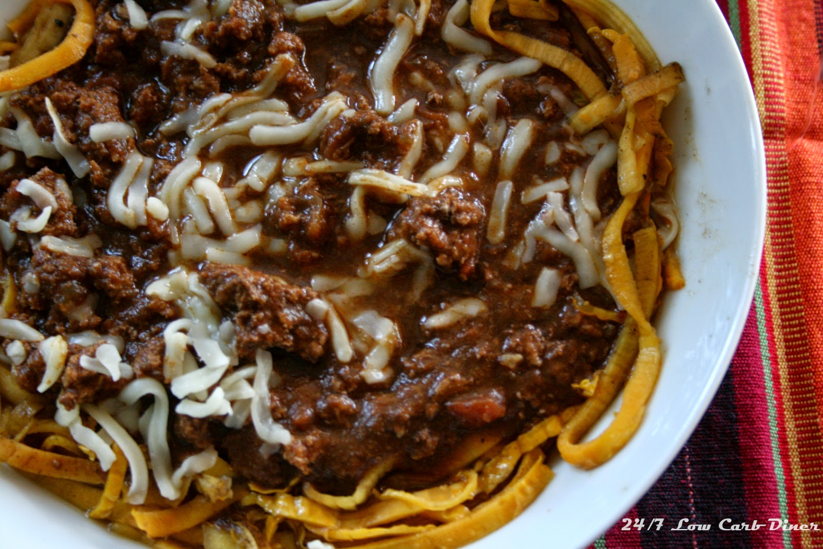 cheater's cincinnati chili --the famous 3 way