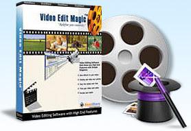 برنامج Video Edit Magic لتحرير و تقطيع الفيديو