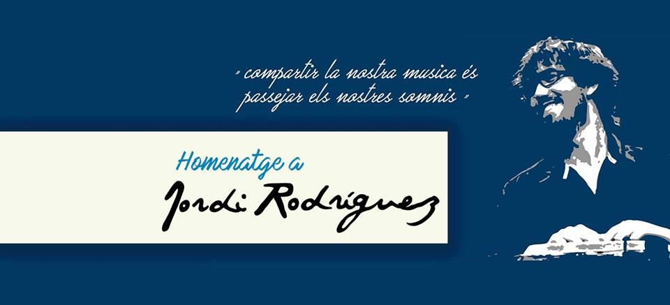 Homenatge a Jordi Rodríguez