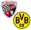 FC Ingolstadt - Borussia Dortmund