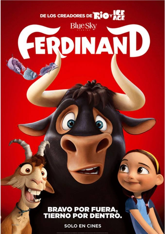 """Cine: """"Ferdinand"""""""