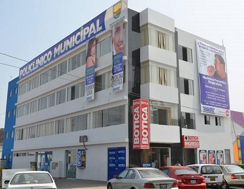 Policlínico Municipal Casa de la Mujer - El Agustino