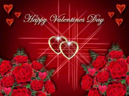 Frases De San Valentín: Happy Valentine's Day I Love You
