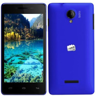 Micromax Canvas Fun A74 with 4.5-inch Display Phone