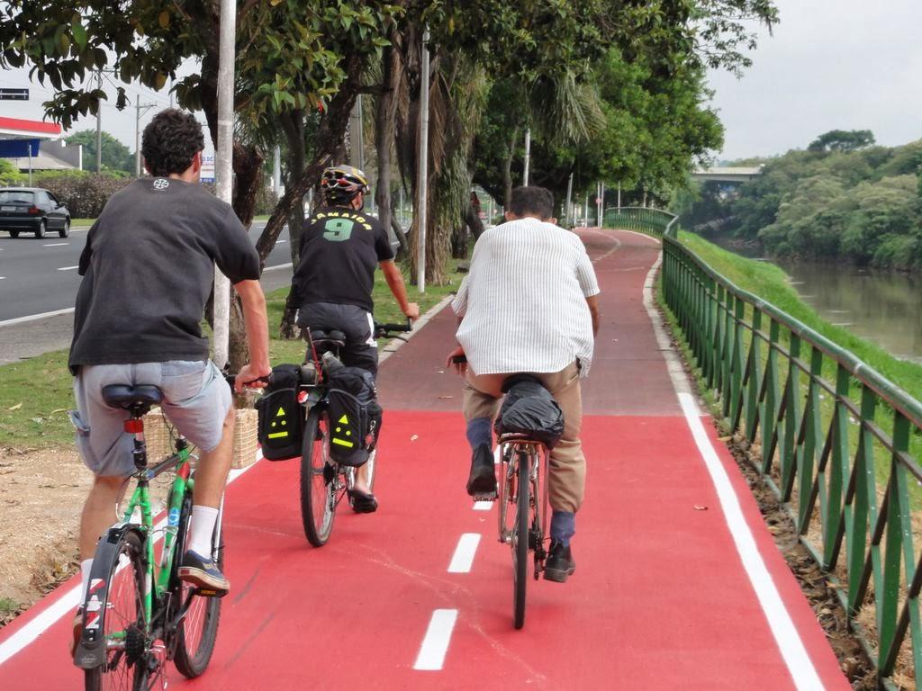Fomenta el uso de la bicicleta