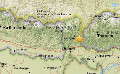sikkim_gangtok_darjeeling_earthquake
