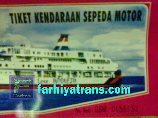 tiket pengiriman kendaraan