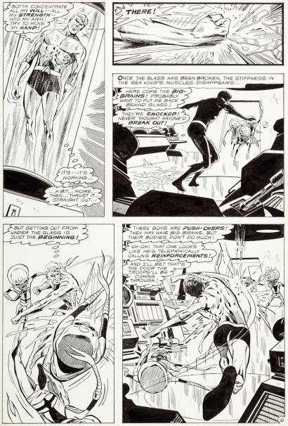 Artist's Showcase: Jim Aparo