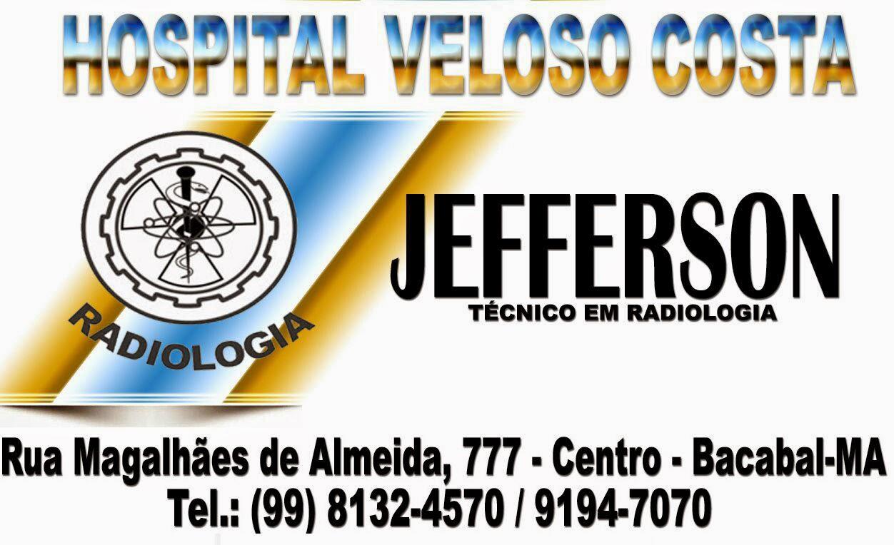 JEFFERSON - RADIOLOGIA