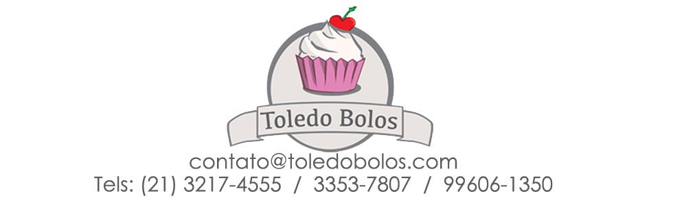 Toledo Bolos - Bolos decorados, Cupcakes e  Doces personalizados para sua festa  no Rio de Janeiro