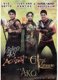 Si Enteng Kabisote at Si Agimat Film
