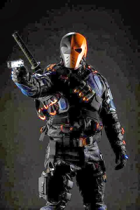 Deathstroke Arrow Tropa Friki
