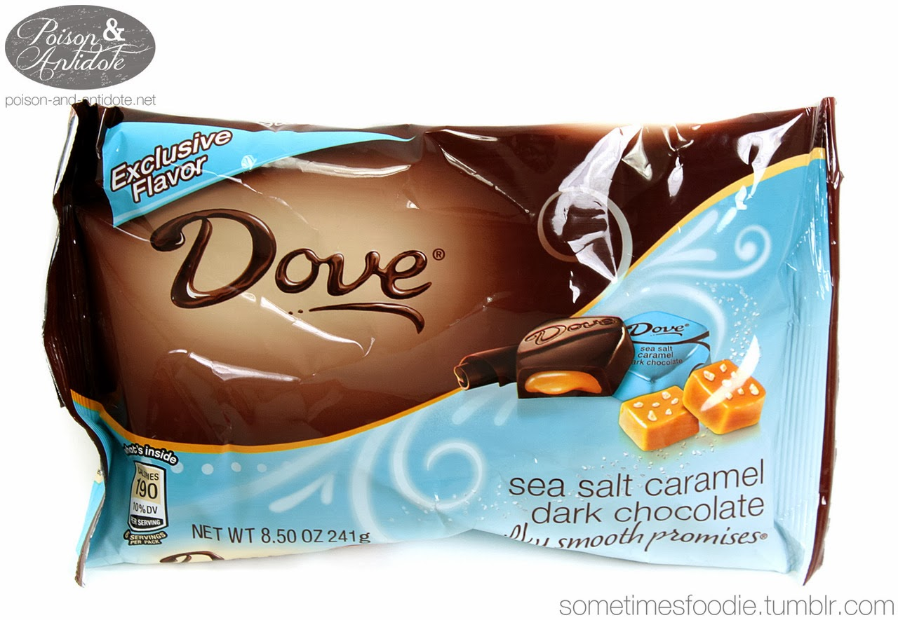 Sometimes Foodie: Dove Dark Chocolate Sea Salt Caramel - Target ...
