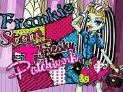 Frankie Freaky Patchwork