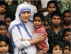 Beata Tereza de Calcutá rogai por nós